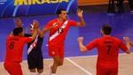 Nuestra selección de voleibol masculino derrotó a Venezuela en Campeonato Sudamericano