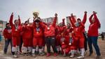 Perú Campeón de Sudamericano Sub 15 de Sóftbol Femenino