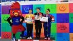 JDEN 2019: Alexia Sotomayor gana tres medallas de oro en natación