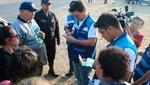 MIGRACIONES y PNP intervienen a más de 150 venezolanos indocumentados en Tumbes