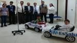 EsSalud Amazonas se suma a iniciativa de trasladar niños al quirófano en autos de juguete