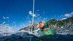 Jani Valdivia impone record nacional en freediving