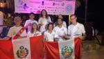Equipo peruano de Sunfish brilló en Mundial Master y Youth 2019