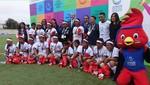 Asháninkas conquistaron el título de fútbol femenino de los Juegos Deportivos Escolares Nacionales