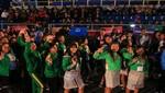 Una gran fiesta en clausura de los Juegos Escolares 2019