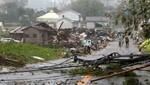 Japón busca sobrevivientes mientras el número de muertos por el tifón Hagibis llega a 56