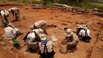 Reinician trabajos de excavación en Sector VI de la Zona Arqueológica Monumental Kotosh en Huánuco
