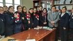 Escolares ganan premio con campaña de donación de órganos