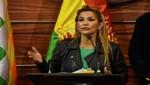 Bolivia: Legisladora de la oposición asumiría el puesto presidencial