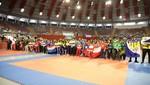 Se inició el 11º Campeonato Sudamericano de Kickboxing en el Dibos