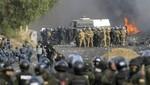 Bolivia: al menos 5 muertos tras manifestaciones en Cochabamba