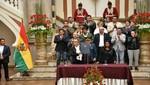 Bolivia: Presidenta Áñez promulga ley para realización de comicios