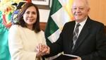 El gobierno interino de Bolivia nombra a su primer enviado estadounidense en 11 años