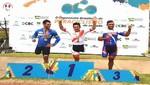 Paraciclista Yuber Pichihua logra medalla de oro y bronce en Brasil