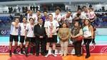 Regatas bicampeón nacional de la Liga De Voleibol Masculino