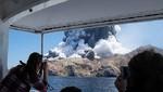 Nueva Zelanda: Erupción del volcán Whakaari deja al menos 5 muertos