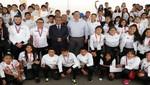 Reconocimiento a deportistas que participaron en Juegos Escolares