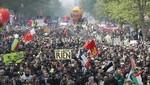 Día 5 del caos del transporte público en Francia mientras continúa la huelga por las pensiones