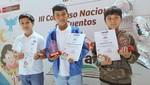 Escolar de Villa El Salvador es reconocido como el mejor niño cuentista de turismo del Perú