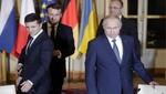 Ucrania y Rusia acuerdan el cese total del fuego y el intercambio de prisioneros