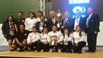 Perú campeón absoluto del Sudamericano de Levantamiento De Pesas