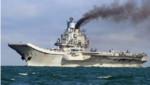 El portaaviones del almirante Kuznetsov de Rusia estalló en llamas