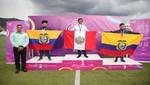 Perú gana hasta el momento 103 medallas en Juegos Binacionales 2019