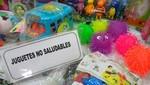 Navidad: Minsa recomienda revisar etiquetado de alimentos y juguetes antes de comprar