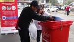 Habilitan contenedores para eliminar medicamentos vencidos en establecimientos de salud de Lima
