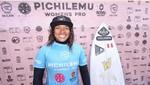 Analí Gómez se coronó campeona en Chile
