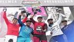 Peruano Sebastián Alfaro sube al podio en competencia en Colombia