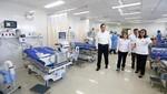 Gobierno presenta nuevo hospital de Ate que será exclusivo para casos de coronavirus