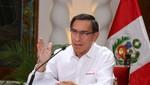 Jefe de Estado anuncia entrega de bono de S/ 380 desde este lunes y aumento de capacidad de atención de línea 113