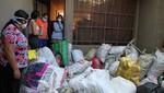 Usuarios de proyecto de agrobiodiversidad del MINAM envían alimentos para ayudar a familiares durante aislamiento social por la COVID-19