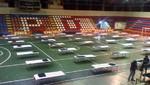 Complejos deportivos del IPD al servicio del país frente a la pandemia
