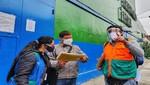 Municipalidad de Lima orientó a comerciantes de conglomerados del cercado para que reanuden sus actividades