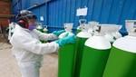Se instalan dos plantas de oxígeno en la región San Martín que producirán 80 balones diarios