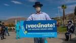 Se refuerzan las acciones de vacunación para la población vulnerable de la región Ayacucho