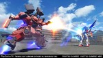Escala los rangos en el modo de un jugador de MOBILE SUIT GUNDAM EXTREME VS. MAXIBOOST ON