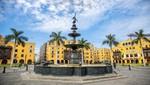 Municipalidad de Lima busca promover el Centro Histórico como un destino bioseguro
