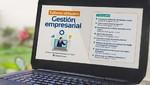 Municipalidad de Lima realiza talleres sobre gestión empresarial para emprendedores y pequeños empresarios