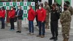 Fuerzas Armadas apoyarán plan 'Fiscalizando tu Salud 2020'