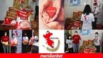 Meridianbet llevó ayuda a la ONG APRODE PERÚ