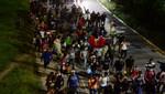 Ni la pandemia detiene a los migrantes hacia los Estados Unidos