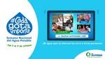 Sunass promueve uso responsable y solidario del agua potable para la salud de las personas en tiempos de COVID-19