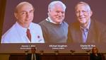 Premio Nobel de Medicina 2020 para los descubridores del virus de la hepatitis C