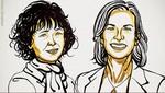 El Premio Nobel de Química 2020 para la francesa Emmanuelle Charpentier y la estadounidense Jennifer Doudna