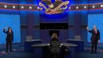 Kamala Harris le enrostró a Mike Pence la gestión republicana de la pandemia: 'El mayor fracaso de la historia de EE.UU'