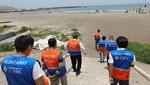 Municipalidad de Lima apoya en el control de playas a distritos de la Costa Verde
