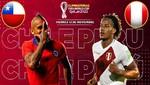 Hoy se juega el Clásico del Pacífico entre Chile y Perú